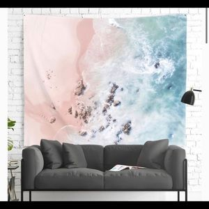Society6 Wall Tapestry Sea Bliss